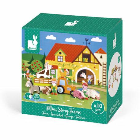 Janod Mini Story-Farm