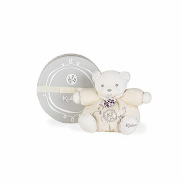 Kaloo Perle Small Musical Bear - Cr�me
