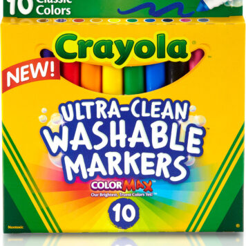 Washable Markers 10 ct.