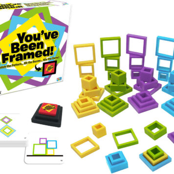 You've Been Framed!