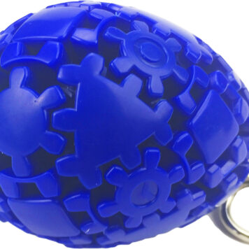Gear Egg Keychain