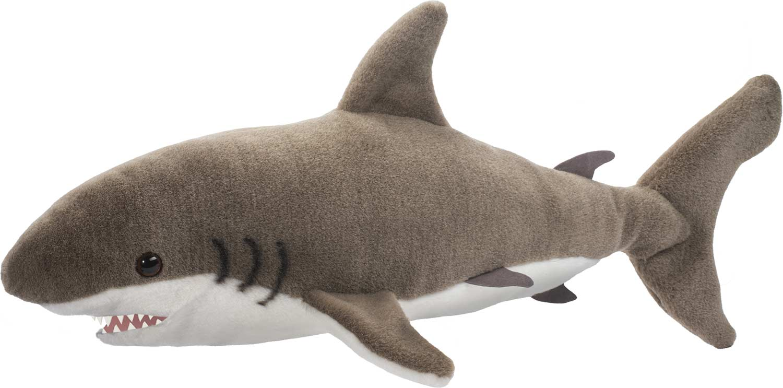 Fin Grt White Shark