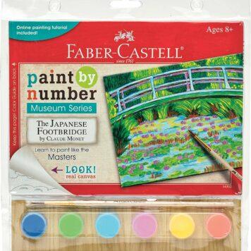 Paint By Number Museum Series-The Japanese Footbridge
