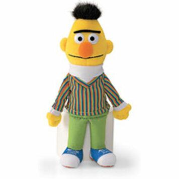 "Sesame Street Beanbags Bert 7"""