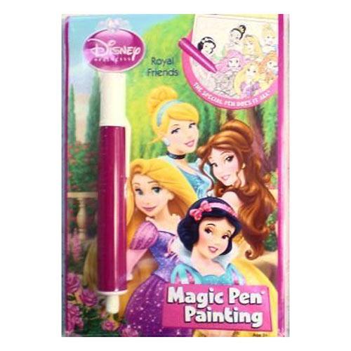 DISNEY'S Princess Friends Book 1by Lee Publications
