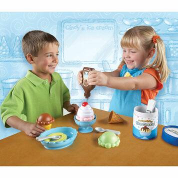 Pretend & Play Ice Cream Shop