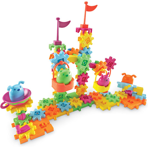 Gears! Gears! Gears! Pet Playland Building Set