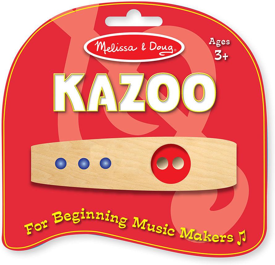 Wooden Beginner Kazoo