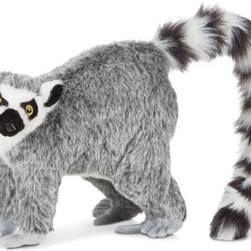 Lemur Lifelike Stuffed Animal
