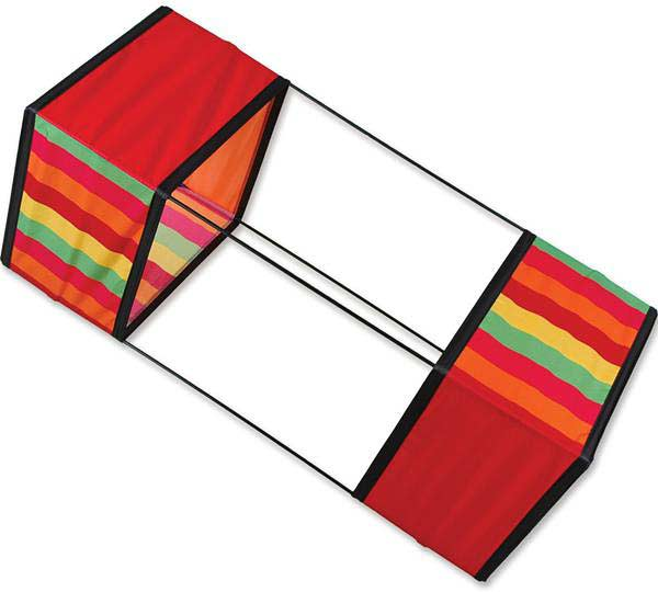 36 in. Box Kite - Circus