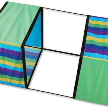 40 in. Box Kite - Cabana