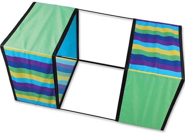 40 in. Box Kite - Cabana