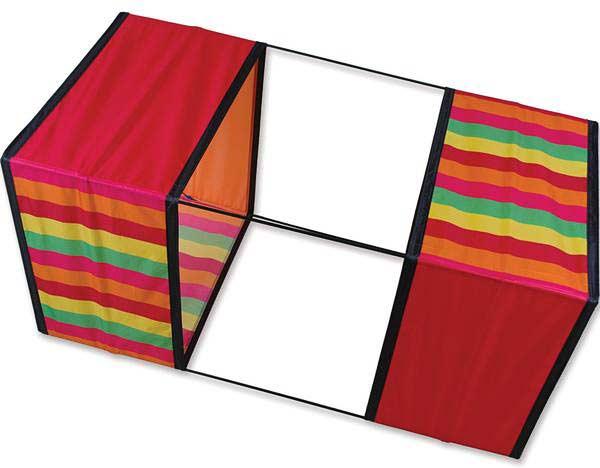 40 in. Box Kite - Circus