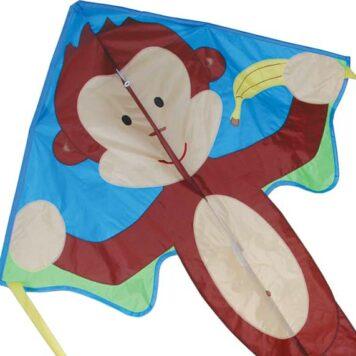 Large Easy Flyer Kite - Mikey Monkey