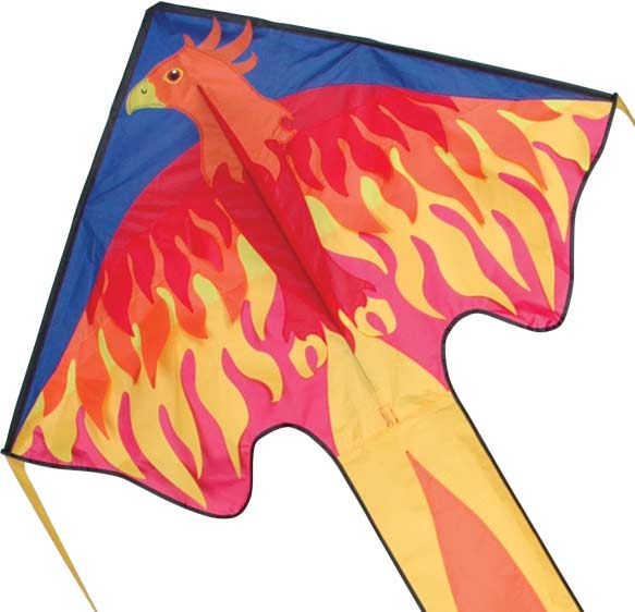 Large Easy Flyer Kite - Phoenix