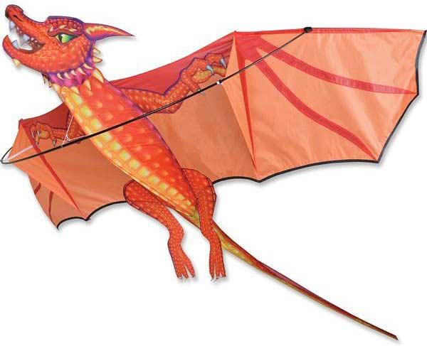 3D Dragon Kite - Emberscale