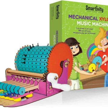 Smartivity Mechanical Xylofun Music Machine