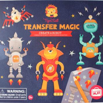 Create A Robot - Transfer Magi