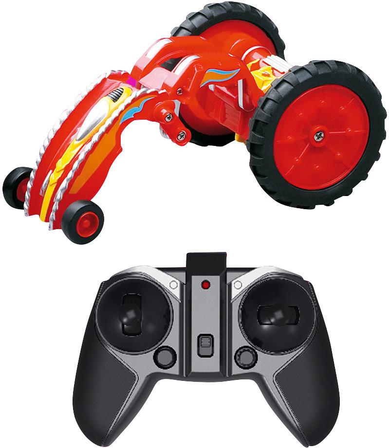 Hyper Runner Stunt RC Car - Red