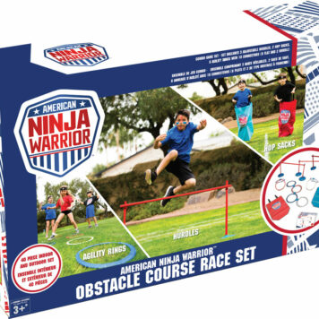 American Ninja Warrior™ Obstacle Course Race Set