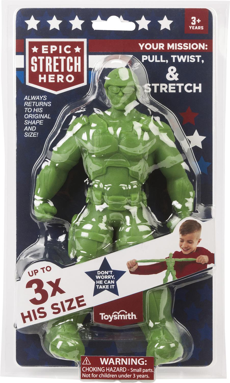 Epic Stretch Hero