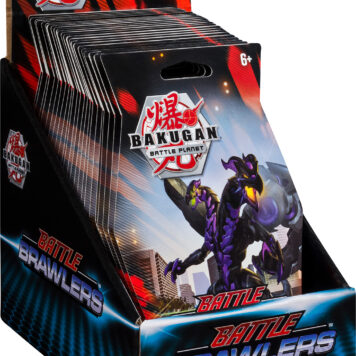 Bakugan Card Booster Pk