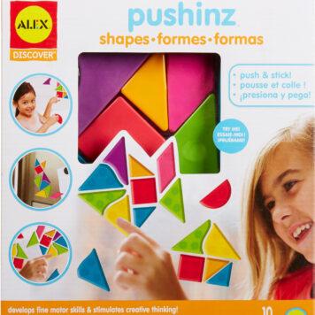 ALEX Discover Pushinz Shapes