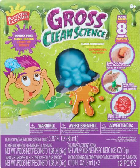 Scientific Explorer Gross Clean Science