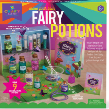Make Your Own Fairy Potions