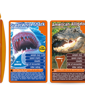 Predators Top Trumps