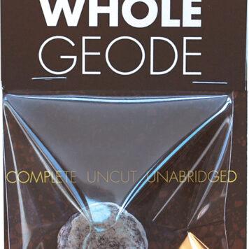 Cc: Whole Geode