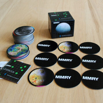 Mmry: Moons And Planets