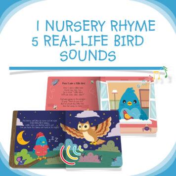 Ditty Bird Baby Sound Book: Bird Songs