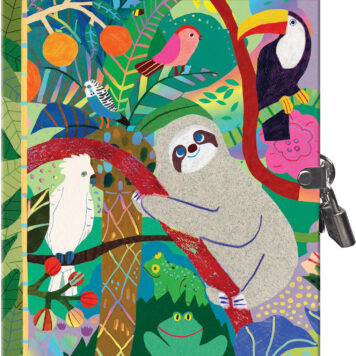 Secret Sloth Journal
