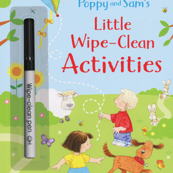 Poppy And Sam'S Little Wipe-Clean Activities