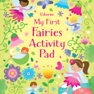 My First Fairies Activity Pad
