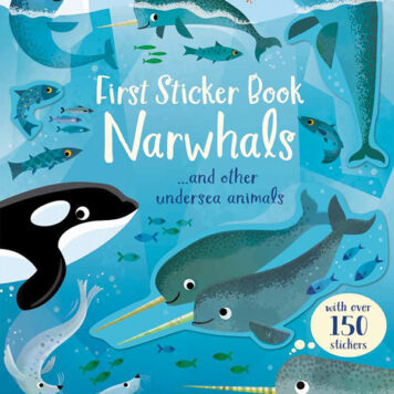 First Sticker Book, Narwhals