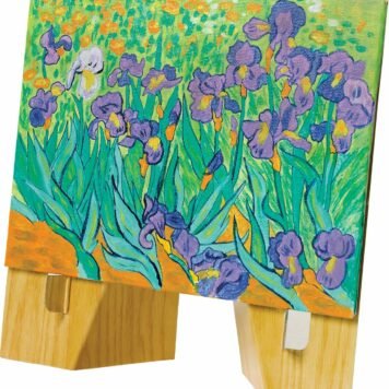 Paint By Number Museum Series – Irises