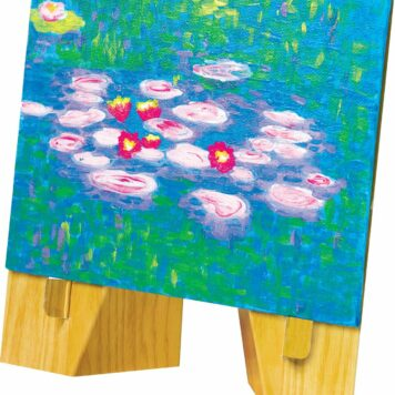 Paint By Number Museum Series – Water Lilies