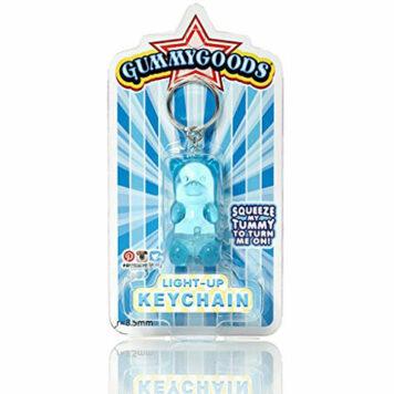 Gummygoods Keychain - Blue