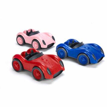 Race Car-assorted B/ R/ P (3 Each)
