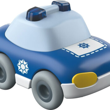 KUBU Blue Police Car (motor)