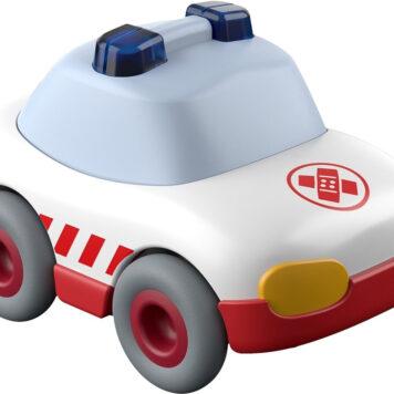 KUBU White Ambulance Car (motor)