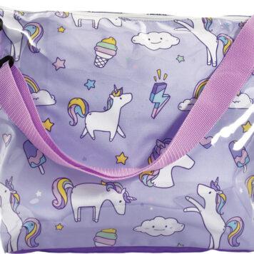 Unicorn Wishes Overnight Bag