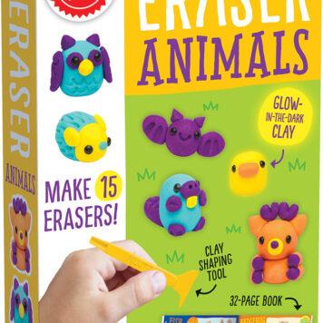 Make Mini Eraser Animals