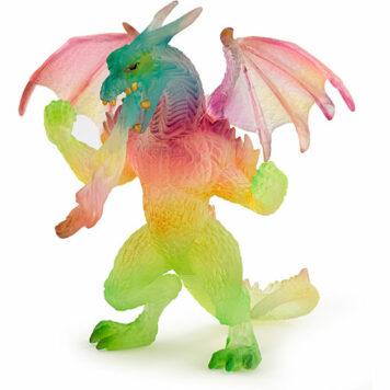 Rainbow Dragon Standing