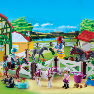 Advent Calendar - Horse Farm
