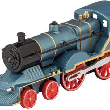 Diecast Light/Sound Locomotive