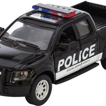 Diecast Raptor Fire-Police Rescue