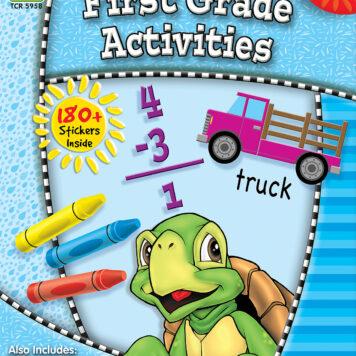 Rsl: First Grade Activities (Gr. 1)